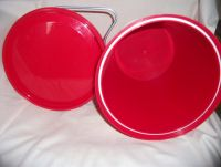 Red 6 Litre Bucket Drinker