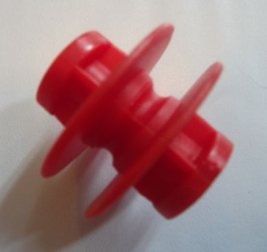 RED BOBBIN INSULATORS