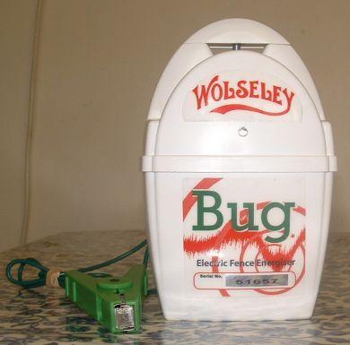 WOLSELEY BUG FENCER